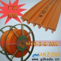 科多电气无接缝板式滑触线MKD型
