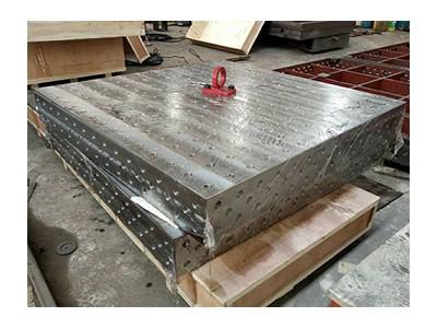 天津三维柔性焊接平台@「宝都工量具」三维柔性平台-行业制造