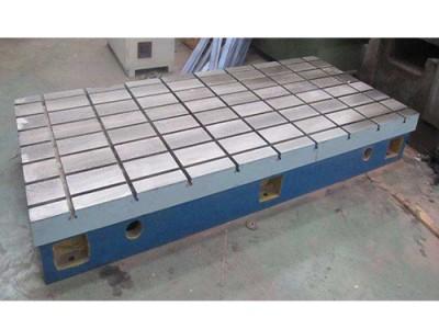 北京T型槽平板-「康恒量具」铸铁圆形平板|费用